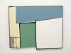 Wohnstil III, 2010, Holz und Metall, 90 x 120 x 4 cm
