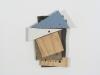 Wohnstilreihe 6/13, 2011, Holz, 35 x 26 x 5 cm